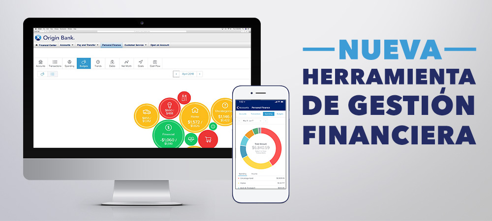 New Financial Management Tool Image