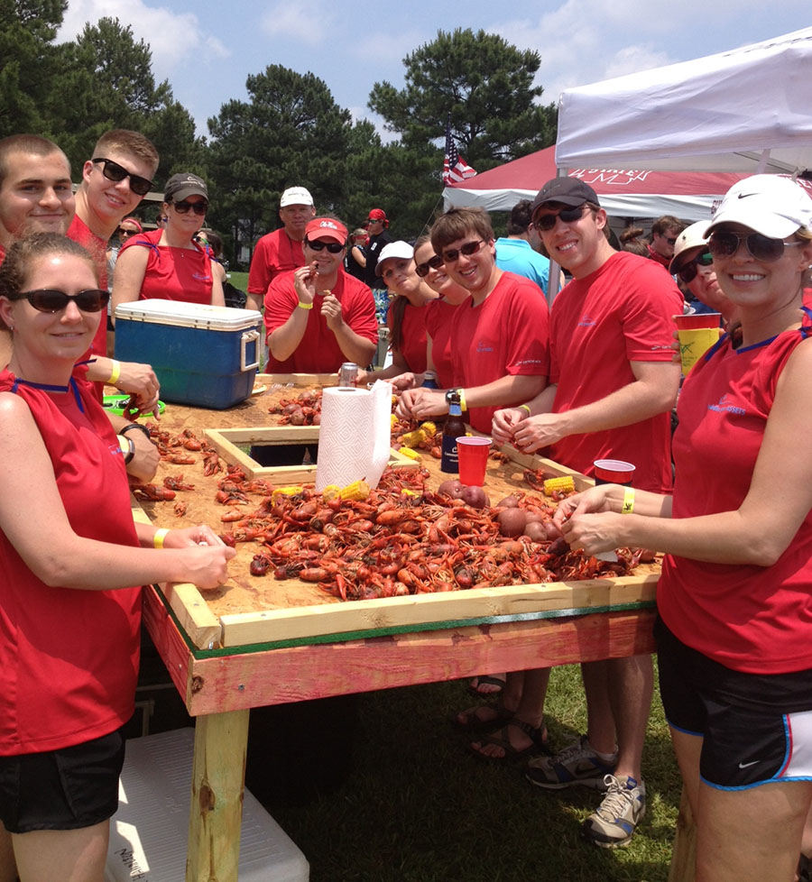 Mississippi Dragon Boat