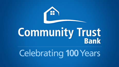 Community Trust Bank celebrating 100 years.